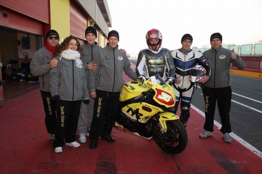Gara di Endurance Mugello 19-20 novembre 2011 Team Davi Racing al completo