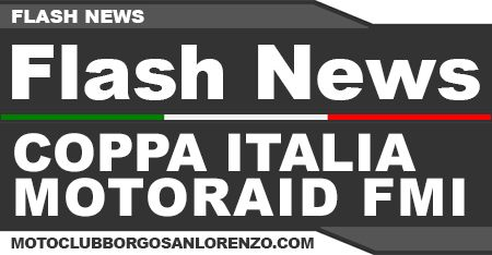 Risultati prima prova di Coppa Italia Motoraid