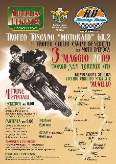 Trofeo Regionale Gruppo 2 Trofeo Giulio Cavini Benedetti